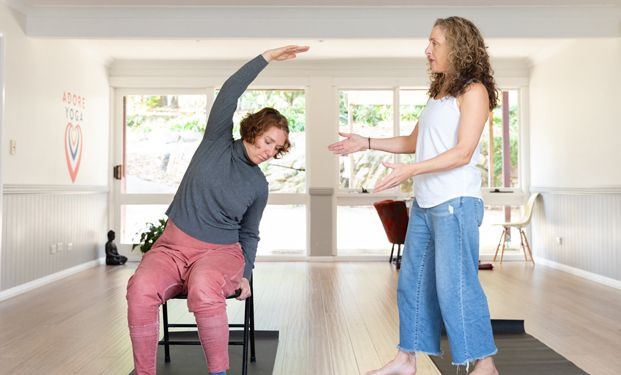 Graduate Diploma in Yoga Therapy
